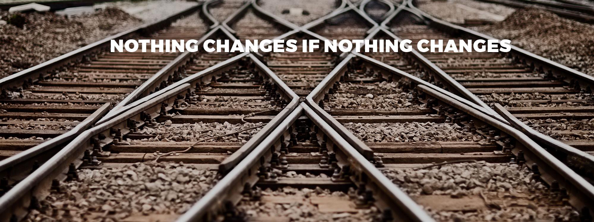 Er du en god nok rollemodel for den forandring, du ønsker at skabe?
